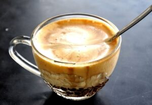 World Coffee Culture Ca Phe Trung - Vietnam